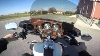 8. 2004 Harley Davidson Electra Glide Ultra Classic FLHTCUI test drive