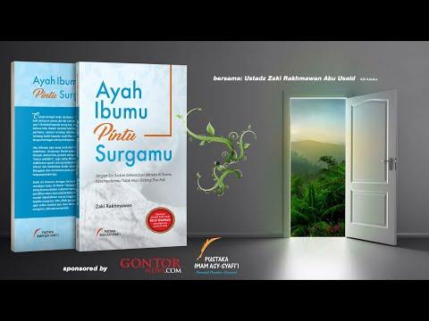 Bedah Buku Ayah Ibumu Pintu Surgamu