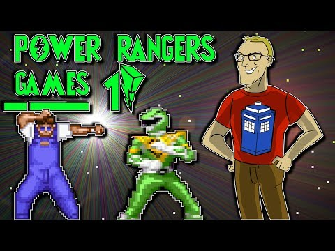 mighty morphin power rangers game boy color rom