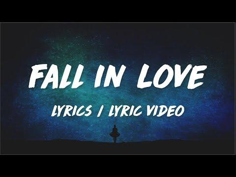 BAZZ & FAINT - Fall In Love (Lyrics / Lyric Video) (Ft. Sachi Holla)
