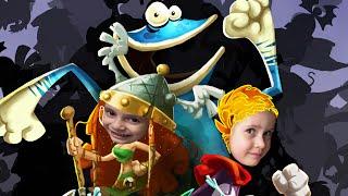 По сюжету игры, Рэйман, а также его друзья — Глобокс и тинзи беззаботно спали на протяжении целого столетия. За это время, ночные кошмары Пузыря-Сновидца выросли в силе и численности, также окреп тёмный маг (который пережил взрыв в Rayman Origins). Мёрфи спешит разбудить друзей и рассказать им тревожные новости: 10 принцесс (в том числе Барбара) и остальные тинзи похищены армией кошмаров. Рэйман и его товарищи намереваются победить коварного неприятеля, спасти пленников и освободить свой дом.Официальный сайт игры: https://www.ubisoft.com/ru-RU/game/ra...Спасибо, что смотрите наше видео! Thanks for watching our video!Place - Like! Subscribe to our channel to watch the new video!Ставьте лайки! Подписывайтесь на наш канал чтобы смотреть новое видео !https://www.youtube.com/channel/UCoPupVdxblU90J8H_7OT8yA?sub_confirmation=1Партнерка как у меняhttp://join.air.io/SUEFAМы в Контакте https://vk.com/club100259176Мы в Одноклассниках http://ok.ru/profile/573125158080Мы в Facebook https://www.facebook.com/suefa.suefaМы в Google + https://plus.google.com/u/0/+SUeFAhttps://www.youtube.com/watch?v=vBwAO...КОРПОРАЦИЯ МОНСТРОВ ИГРУШКИ В СЛИЗИ ЧАСТЬ 2 РАСПАКОВКАMonsters, Inc in the mucus TOYS PART 2 :)https://www.youtube.com/watch?v=dYwpx...Капитошка и новые сюрпризы распаковка яйца корпорация монстров холодное сердце лапусики.Kapitoshka and new surprises unpacking eggs Corporation monsters cold heart.https://www.youtube.com/watch?v=d7LNa...270 ШАРИКОВ ИЛИ ДЕНЬ РОЖДЕНИЕ БРАТИКА :)Сегодня мы отмечали день рожения братика,папа наполнил всю комнату шарами в которых мы играли и прятались,посмотрите как мы веселились.https://www.youtube.com/watch?v=BZVJF...Корпорация Монстров игрушки в слизи Monsters University распаковка :)Monsters, Inc. toys mucus Monsters University unpacking :)Открываем с девочками дверки из мультика Корпорация монстров со слизью внутри.https://www.youtube.com/watch?v=APOHO...Распаковка киндер сюрпризов :) Maxi Unboxing Kinder surprises :) MaxiДевочки распаковывают н