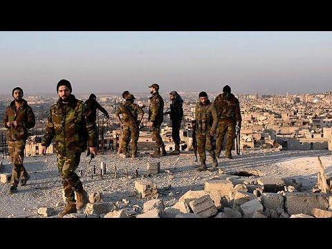 Συρία: Προελαύνει στο ανατολικό Χαλέπι ο στρατός
