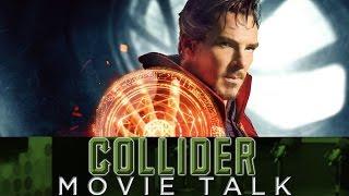 Doctor Strange Confirmed In Avengers: Infinity War - Collider Movie Talk by Collider