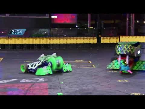 Battlebots Season 5 Episode 5: WITCH DOCTOR VS KRAKEN