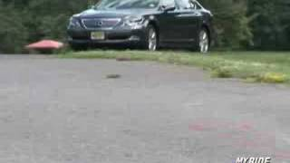 Review: 2008 Lexus LS 600h