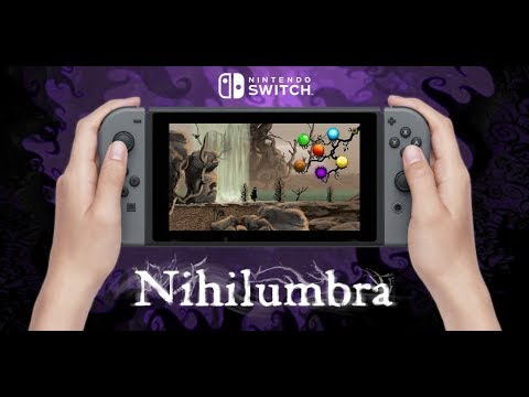 Nihilumbra -Trailer de présentation Switch de Nihilumbra