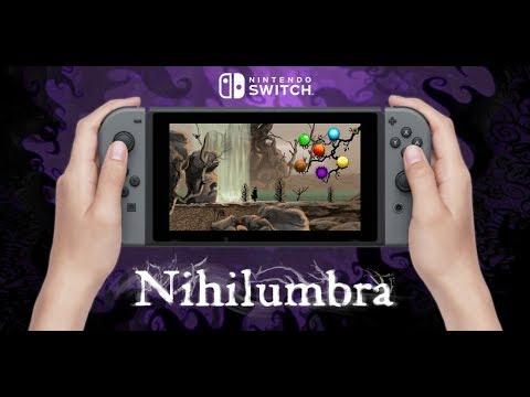 Nihilumbra -Trailer de présentation Switch de Nihilumbra