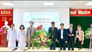 Lãnh đạo thành phố chúc mừng các cơ sở y tế nhân Ngày Thầy thuốc Việt Nam