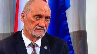 Wojciech Czuchnowski pięknie zaorał Macierewicza!!! Celnie w punkt.