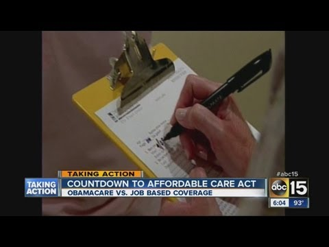 Should people with work-related healthcare consider Obamacare?