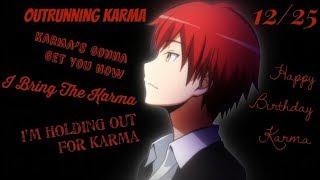 Karma Akabane ❤️AMV❤️ Karma AMVs!