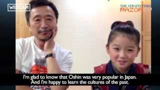 Nonton 8 Year Old Plays Oshin In Movie Version Film Subtitle Indonesia Streaming Movie Download