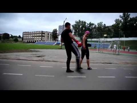 Кикбоксинг за 2 года тренировок до чемпиона мира.видео уроки.Мотивация (видео)