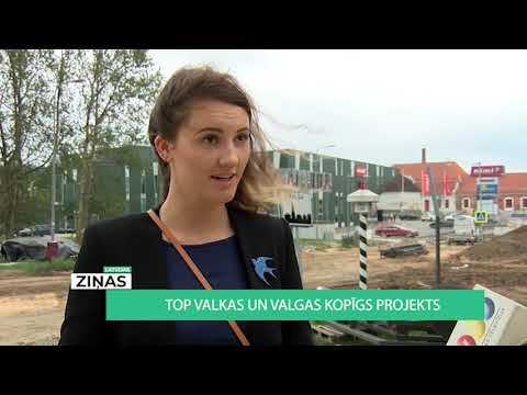 Valgas – Valkas pilsētas dvīņu centrā ierakts vēstījums nākamajām paaudzēm