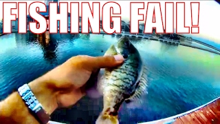 FAIL!  FIRST Attempt at Hand Lining (GIANT CATFISH) FUNNY