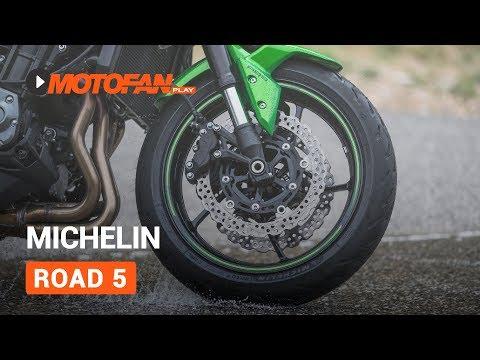 Vídeos de 'Michelin Road 5 (Prueba): Tecnología de viaje'