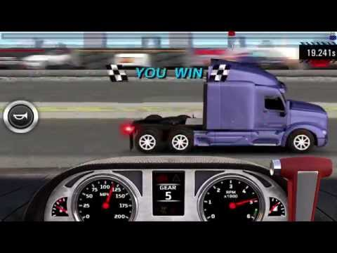 Video of Drag Racing 4x4