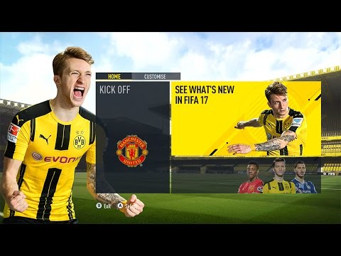 OMG FIFA 17 DEMO GAMEPLAY !