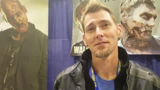 Exclusive actor Michael Koske interview