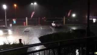 Ferndale South Africa  city images : Hail Storm (KFC carpark, Ferndale, Randburg, South Africa) September 2014