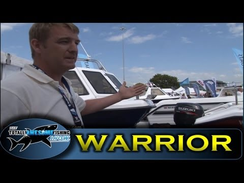 Warrior 6m Commercial Boat