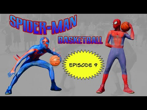 Spiderman Basketball Episode 9