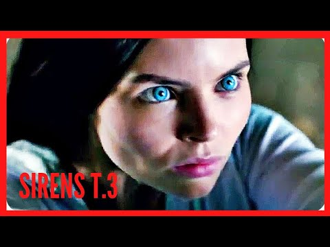 THE SIRENS  Temporada 3  TRAILER OFICIAL Pelicula, Series,Sirenas,Terror