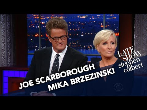 Joe Scarborough Explains Why He's Done With The GOP