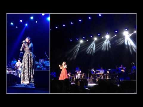 Video Shreya Ghoshal singing her favorite A. R. Rahman songs | Sacramento 2016 download in MP3, 3GP, MP4, WEBM, AVI, FLV January 2017
