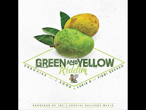 Various Artists - Green X Yellow Riddim (special Delivery Music) [full Album]
