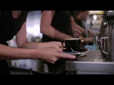 the Oracle – the worlds first automatic manual espresso machine.  Breville BES980