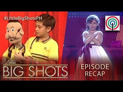 Little Big Shots Philippines: Episode 9 Recap