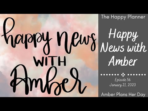 Happy News with Amber | episode 56 | January 21, 2021