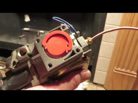 Obadiah's: Gas Fireplace Troubleshooting - Replacing the Gas Valve