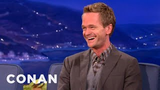 Neil Patrick Harris Is Nervous About Acting In Drag
