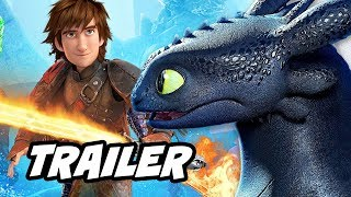 Video How To Train Your Dragon 3 Trailer Breakdown MP3, 3GP, MP4, WEBM, AVI, FLV Juni 2018