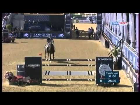 gct - 1 . Ben Maher (GB) & Cella -- 2 . Nick Skelton (G-B) & Big Star - 3. Christian Ahlmann (ALL) & Taloubet Z - 4. William Funnell (G-B) & Billy Congo - 5. Scott...