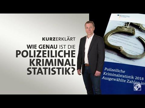 Wie genau ist die Polizeiliche Kriminalstatistik?