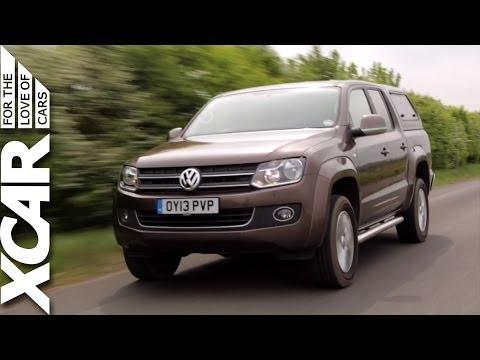 Volkswagen Amarok Vs Toyota Hilux – XCAR
