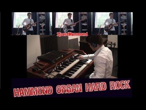 Hammond Organ Hard Rock Overdrive - SjoerdHammond