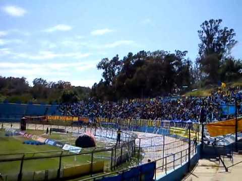 LOS DEL CERRO EVERTON VS antofagasta salida. - Los del Cerro - Everton de Viña del Mar - Chile - América del Sur