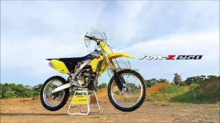 9. 2016 Suzuki RM Z250 Features Commonwealth PowerSports