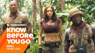 Know Before You Go: Jumanji: The Next Level | Movieclips Trailers by  Movieclips Trailers