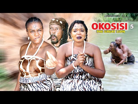 OKOSISI THE GREAT LION 5; Latest 2020 African Nigeria Epic Movie l Queen Nwokoye l Hanks Anuku