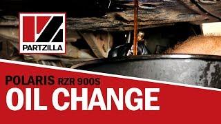 9. Polaris RZR Oil Change   Polaris RZR 900S    Partzilla.com