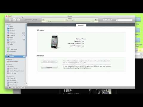 HD iOs 4.1 Jailbreak & Unlock for iPhone, iPad, iPod Touch, AppleTV 2g to the new firmware in HD