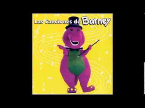 Las Canciones de Barney Spanish Soundtrack