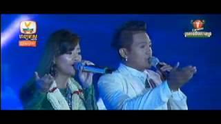 Download Lagu khem rak sereymun VS Ok sokun kanha(ស្អប់ , កំពុងធំជំរុំចិត្ត ,) Mp3