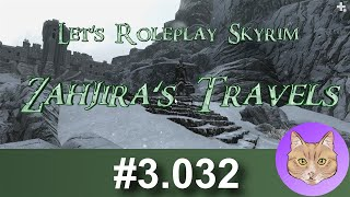 Heading out from Dawnstar, Zahjira and the fellas head to Septimus' outpost to deliver the Runed Lexicon. ✅ ** This is a...
