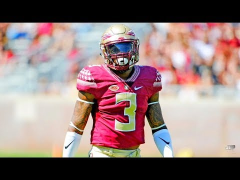 Hardest Hitting Safety in the ACC || Florida State Safety Derwin James Career Highlights ᴴᴰ